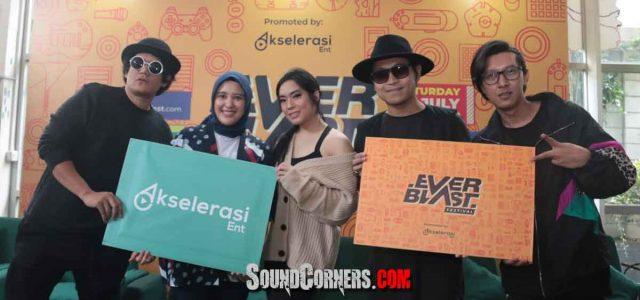 Hoobastank dan Secondhand Serenade Meriahkan Panggung Everblast Festival