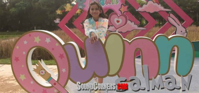 "Quinn Salman Merilis Mini Album (EP) ""Hari Yang Indah"""