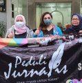 Bersama Si 'Gelas-Gelas Kaca', Gerakan 'Peduli Jurnalis' Sasar Warga Terdampak Covid-19