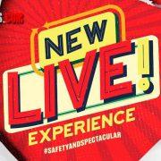 'New Live! Experience' : Menonton Konser Dari Mobil (Drive-in)