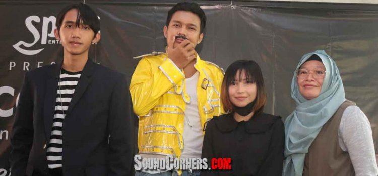SPMS Entertainment Mempersembahkan Debut Single Aib Mercury dan Rofi