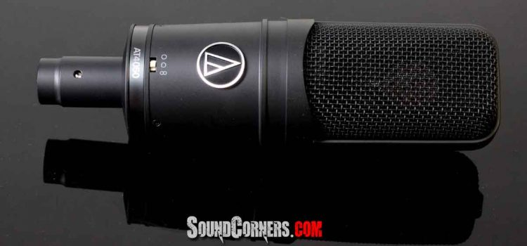 Audio Technica AT4050 – Microphone Condenser Segala Arah.