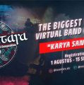 CKH ENTERTAINMENT Adakan Virtual Band Competition