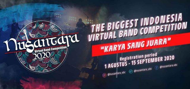 CKH ENTERTAINMENT Adakan Virtual Band Competition