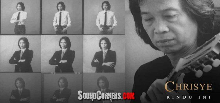 """Tersimpan Berpuluh Tahun, single """"Rindu Ini"""" dari Chrisye drilis Musica studios"""