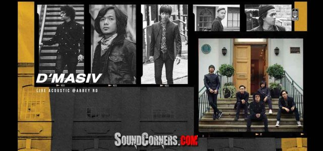 Recording 20 Lagu Hanya 6 Jam, D'MASIV Buat Album Di Abbey Road