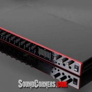 Focusrite Scarlett 18i20 3rd Gen. Audio Interface Rack Dengan Built-in Talkback
