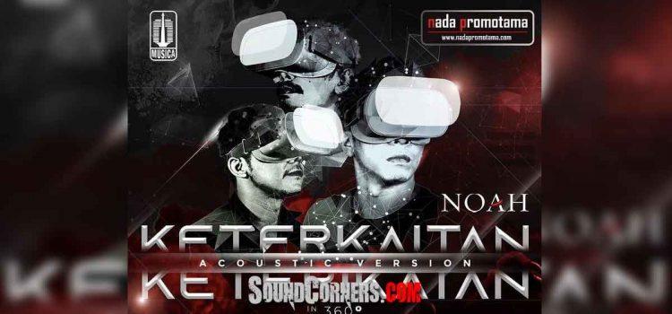 Pertama Kalinya NOAH Menggelar Konser Virtual 360°