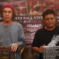 Bahaya, Behind The 8th Ball ROTOR Format Vinyl Dicetak 313 Keping
