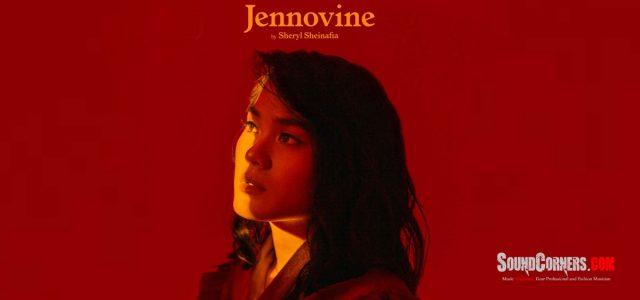 SHERYL SHEINAFIA Rilis Album Jennovine : Perjalanan Karir 12 Tahun