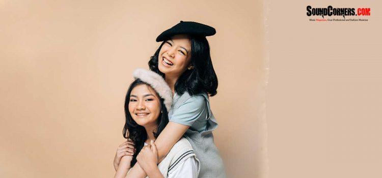 Lagu Kerinduan Untuk Sahabat Di Single Cut Keysha dan Dara, 'Antara Kau & Aku'