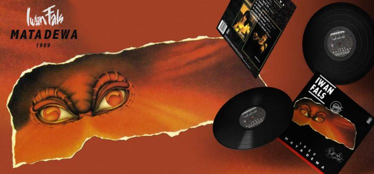 Momentum Hari Musik Nasional 2021, Iwan Fals Rilis Album 'Mata Dewa' Format Vinyl