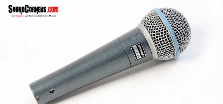 Shure Beta 58-A: Mic Berkarakter untuk Vokalis Berkarakter