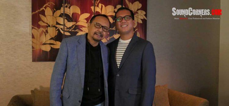Projek Tono Supartono dan Andi Rianto Dalam Singel Sang Bidadari Padukan Rock dan Orkestra
