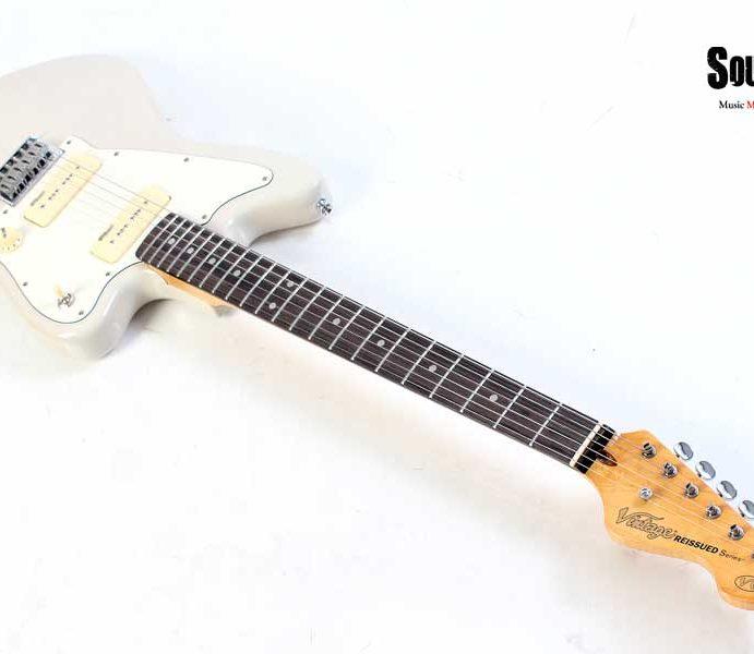 Vintage V65: Liarnya Offset Gitar Bersama Soapbar Pickup