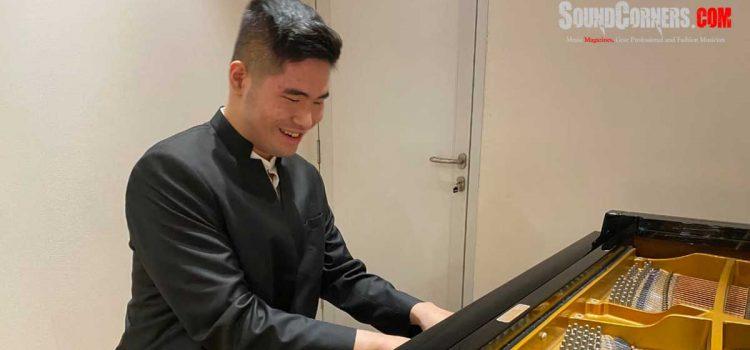 Tampil Solo, Pianis Jonathan Kuo Gelar Resital Piano