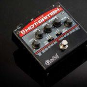 Radial Hot-British V9, Sound Plexi Yang Plexibel!