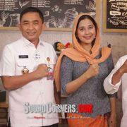 Ayu Azhari Rilis Album Bertema Kuliner Indonesia Dikemas Dalam 10 Lagu