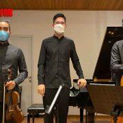 Konser Ke Tiga Daring Jonathan Kuo & Friends, 'In Leipzig' Siap Digelar